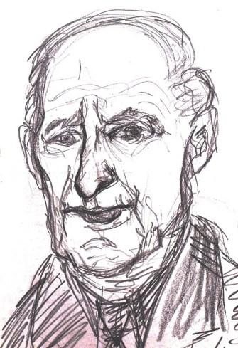 Portrait Herr Nielsen