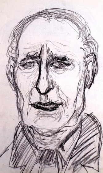 Portrait Herr Rasmus