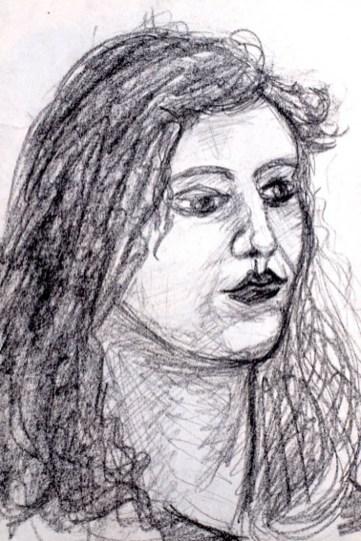 Portrait Larissa