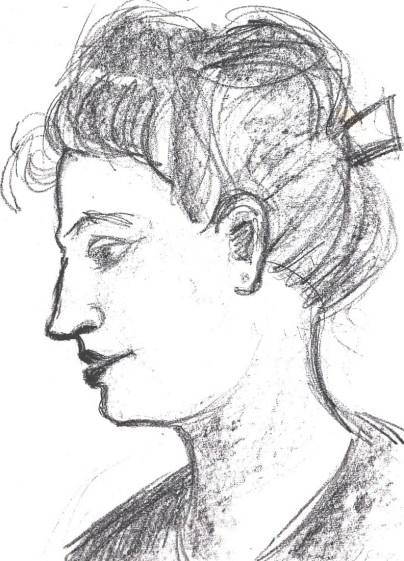 Portrait Ulrike II