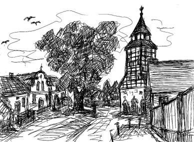 PrignitzSk2 Kletzke Dorfkirche
