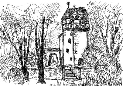 PrignitzSk7 Freyenstein Alte Burg