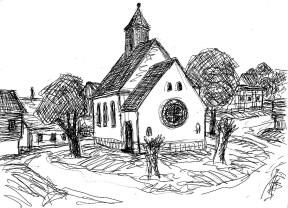 PrignitzSk9 Hintzdorf Dorfkirche