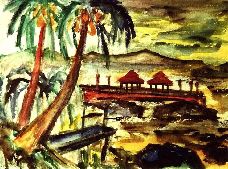 Singapur4-Mangrovenkueste