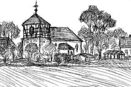 SpreeSk16 Reichwalde-Dorfkirche