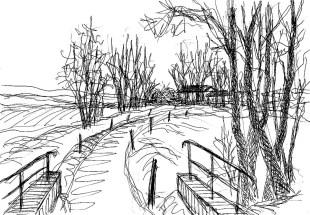 SpreeSk6 Giessendorf-Landschaft