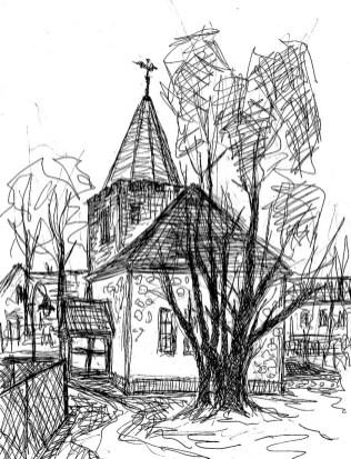 SpreeSk7 Rauen-Dorfkirche