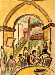 Syrien7-Cafe in Damaskus