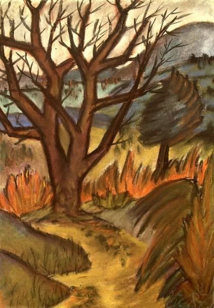 Thr28_Der alte Kirschbaum