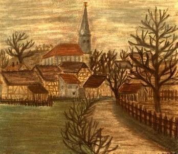 Thr9_Viernau-Blick zum Kirchberg