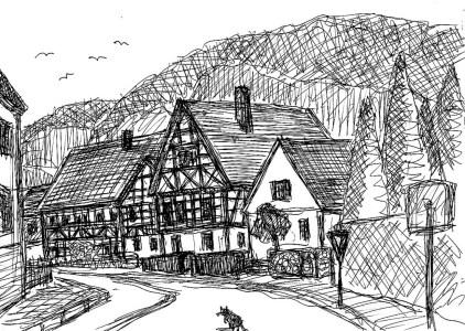 ThrSk36 Schwarza Dorfstrasse
