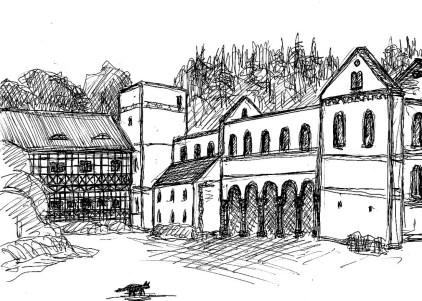 ThrSk43 Kloster Paulinzella