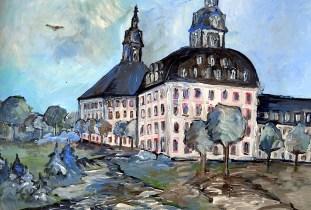 Thueringen10-Gotha Schloss Friedenstein