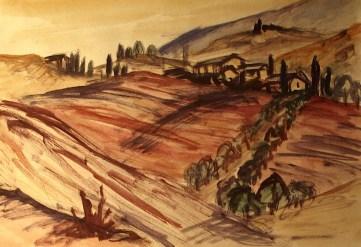 Toscana2_Crete bei Siena2