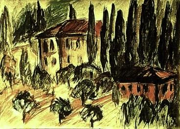 Toscana3-Weingut Monte Lischai
