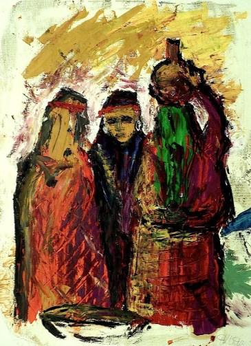 Tunesien21-Berberfrauen