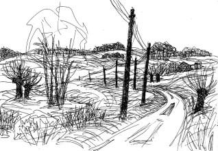 UckerSk14 Landschaft hinter Sternhagen