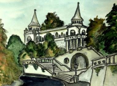 Ungarn7-Budapest-Fischerbastei