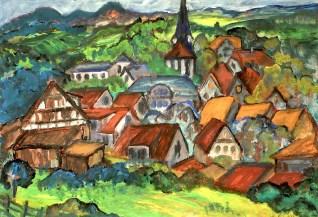 Viernau6-Blick aufs Dorf