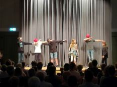 WUV-Kurs Englisches Theater