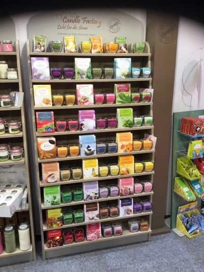 Wellness - Candle Factory