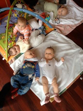 plunket coffee group babies