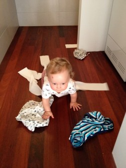 toilet paper discovery