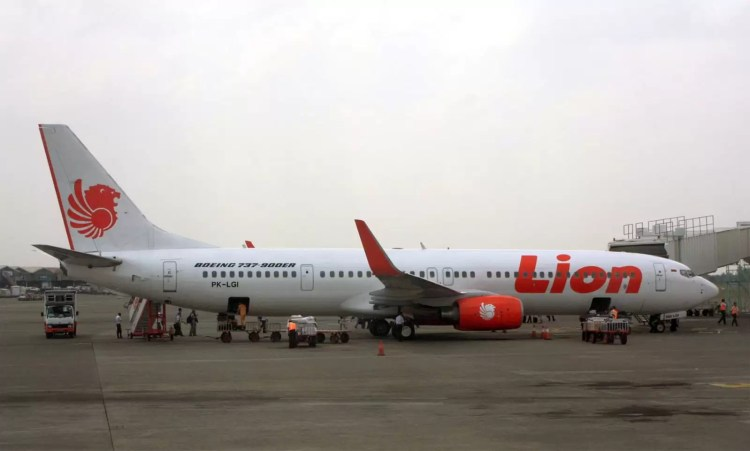 Lion Air Boeing 737-900 ER