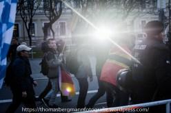 Gegenproteste zum AFD Prteitag - 30.04.201 (12 von 12)