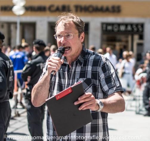 Michael stürzenberger Marienplatz 29.05.2016 (3 von 5)