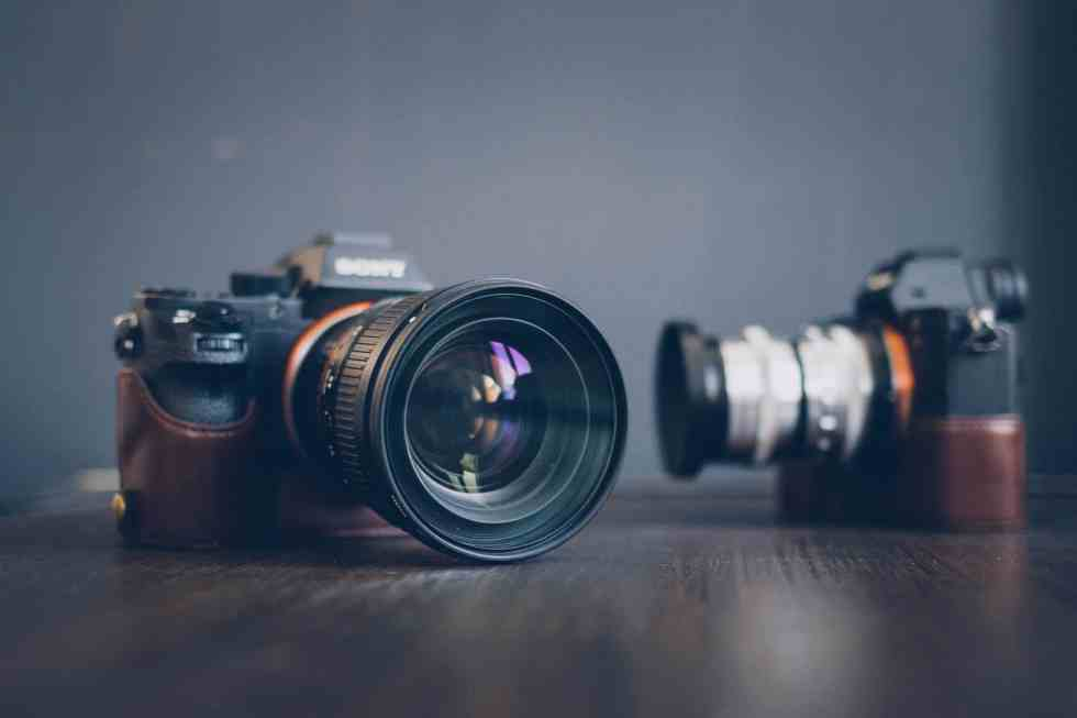 Mes Appareils Photos Sony A7 MirrorLess