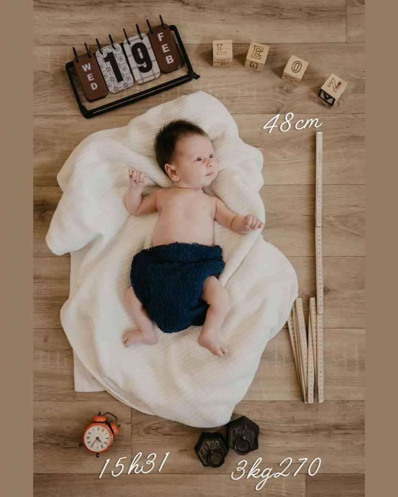 faire-part bébé