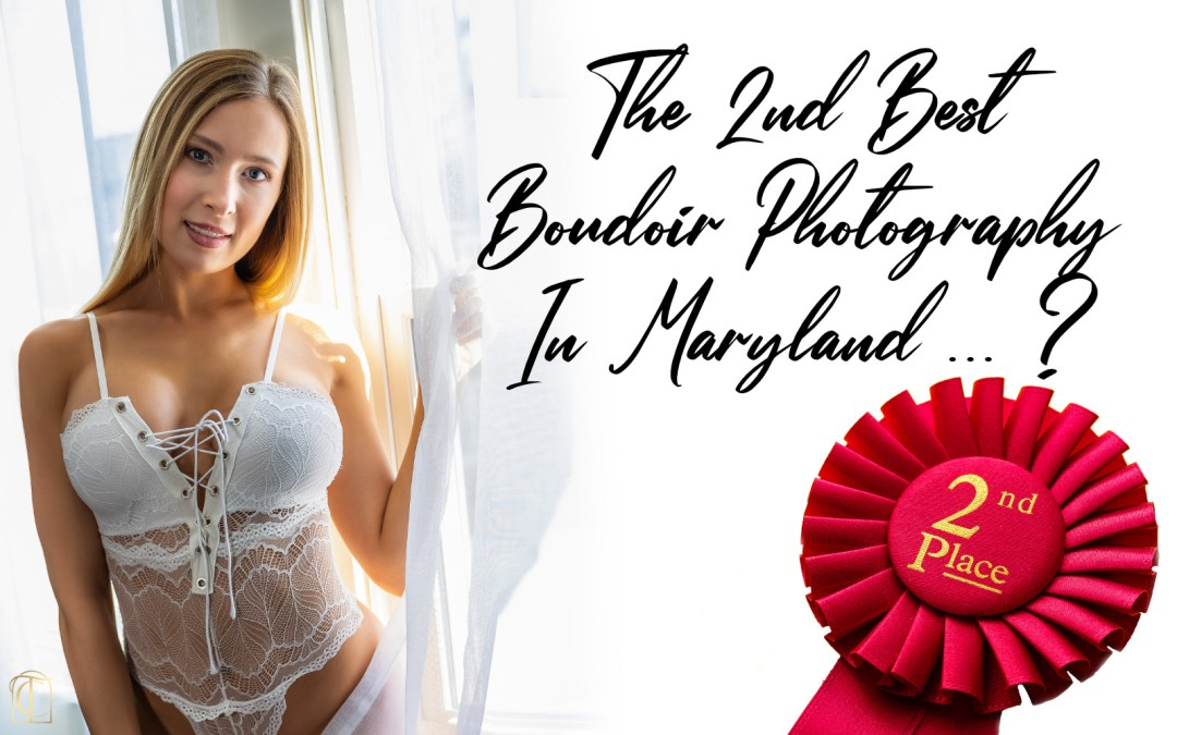 2nd Best Boudoir Photography in Maryland