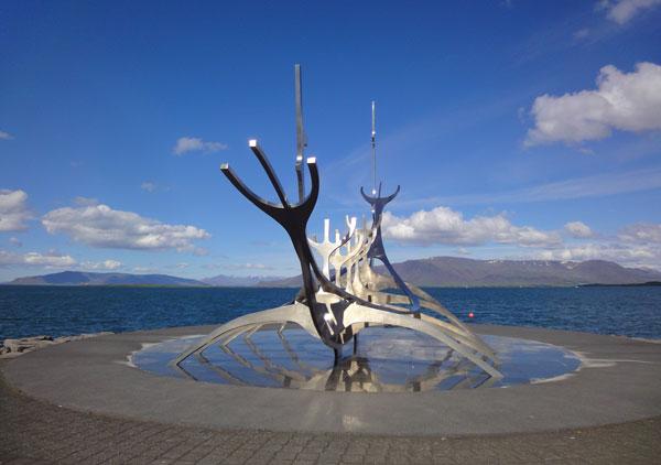 Icelandic Viking Ship