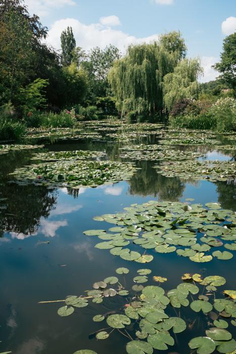 Projet 52 - Les jardins de Claude Monet à Giverny