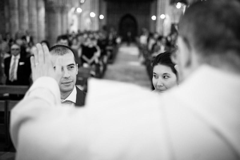 Photographe de mariage : ceremonie
