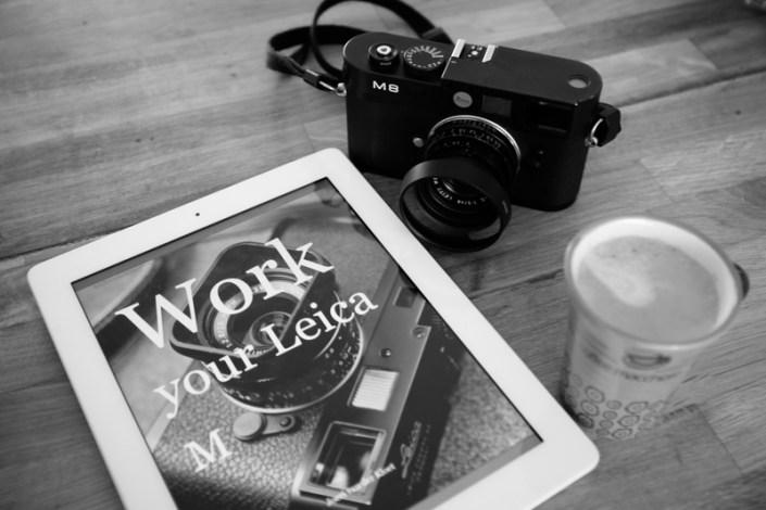 Mon passage au Leica M8