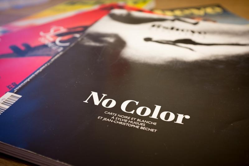 Magazines photo que je lis