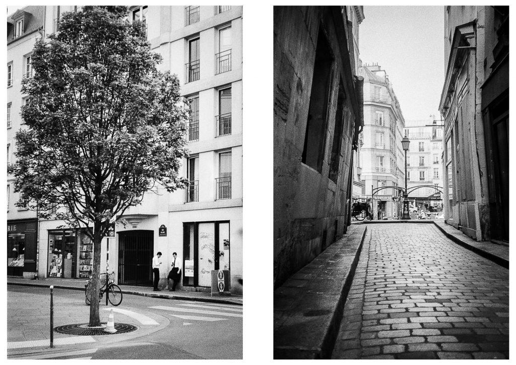rollei xf 35 : premier test dans les rues parisiennes