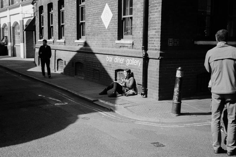 Quelques jours à Londres avec le rollei xf 35