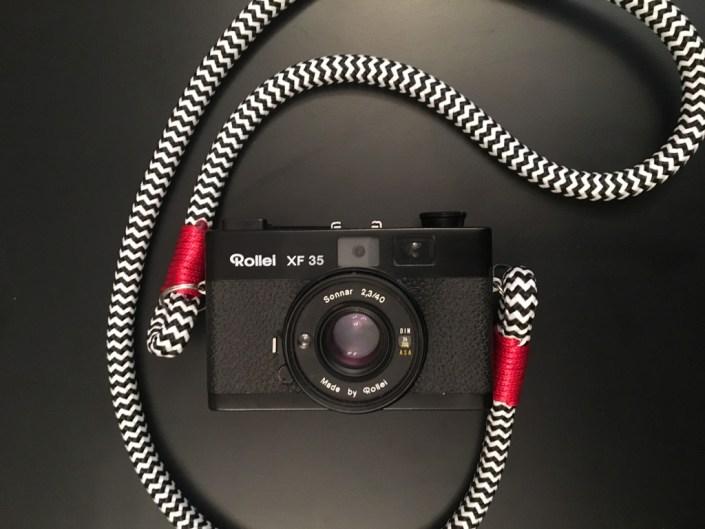 Hyperion Camera Strap : nouvelle sangle de cou