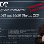 TV-Premiere: Kopf des Indianers