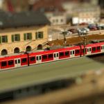 Miniatur Stadt Fellbach