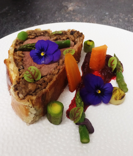 Recept Beef Wellington - Thomas Culinair