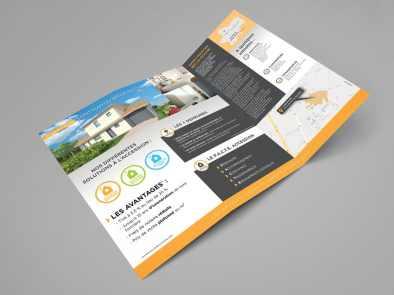 Flyer de vente Demeures Access - Verso