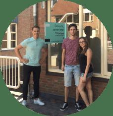 Koen en Annika aankoopklanten Thomas de aankoopmakelaar