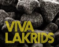 Sorte Diamanter i serien Viva Lakrids fra Malaco er veganske. De kan findes i en del større supermarkeder.