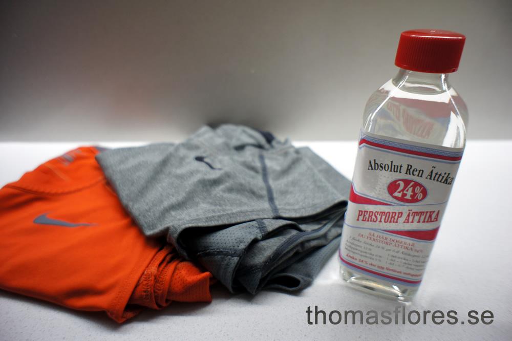 Du slänger väl inte illaluktande träningskläder?
