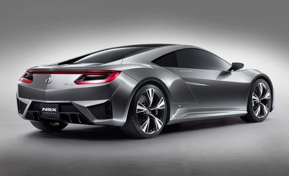 The Iconic NSX Is Coming Back