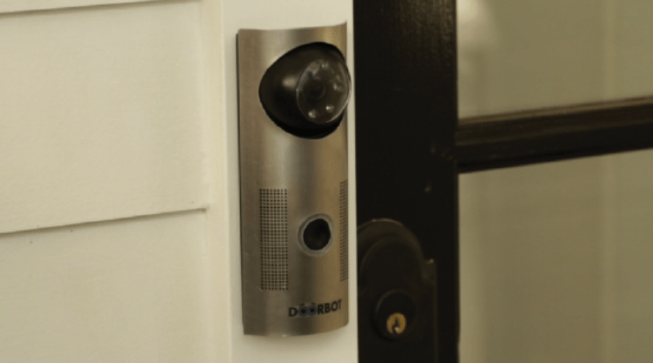 Use Your Smartphone to Monitor Your Doors